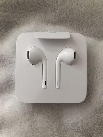 Nowe słuchawki apple iphone
