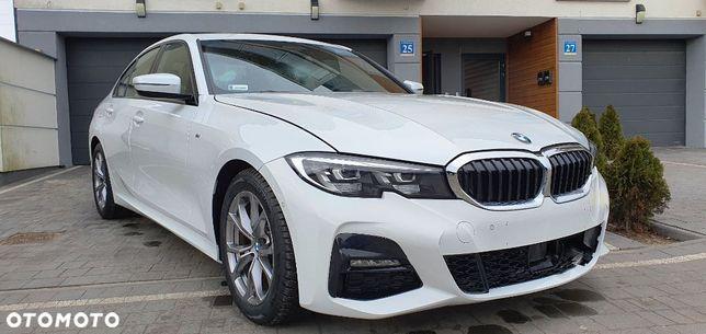 BMW Seria 3 Salon Polska 1 Właściciel 190KM XDrive MPakiet FV23% Tylko 7500km.