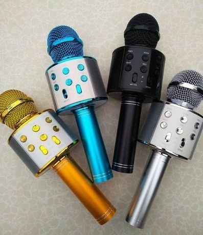 Мікрофон - караоке , Bluetooth, динаміки.
