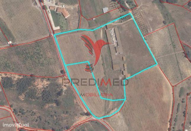Terreno agricola com viabilidade para construção de habitação