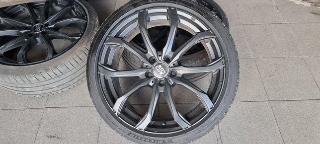 Jantes MSW  19  com pneus