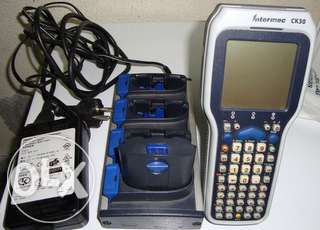 PDA com scanner intermec ck30