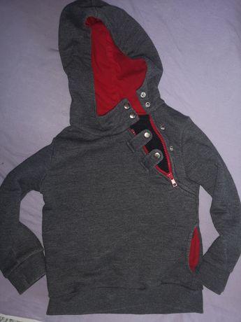 Bluza chłopięca Ombre rozmiar 104