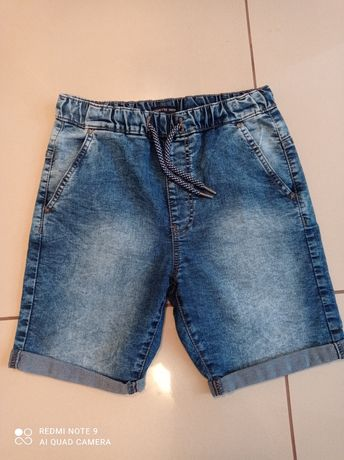 Spodenki jeansowe Reserved r.152