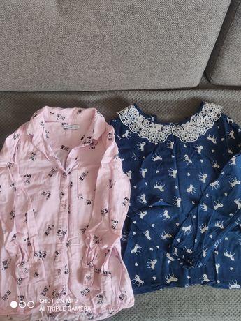 Ubranka dla dziewczynki 116