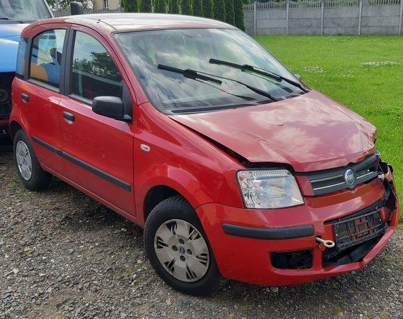 Fiat Panda 1.2 Benzyna Oryginalny Przebieg