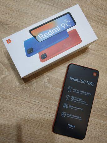 NOWY super telefon Xiaomi Redmi 9c 3/64 gb NFC!