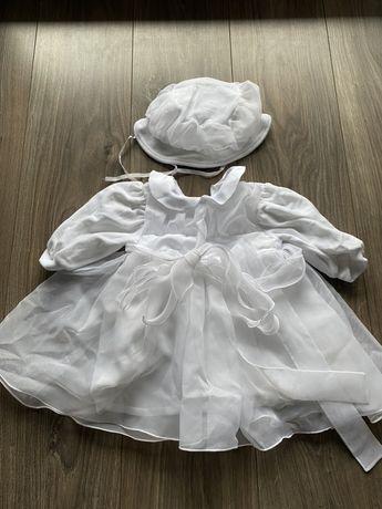 Sukienka na roczek rozmiar 74