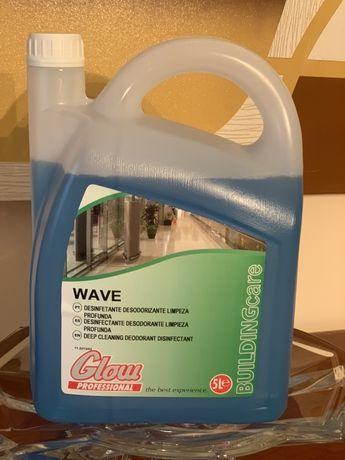 Detergente Desinfetante de pavimentos - Limpeza profunda Emb. 5 Lts