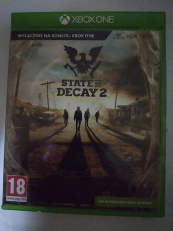 State Decay 2 Xbox One