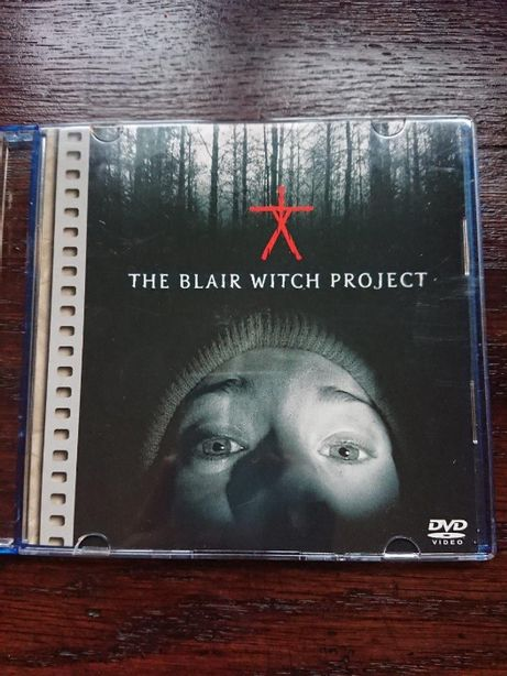Blair Witch Project na DVD