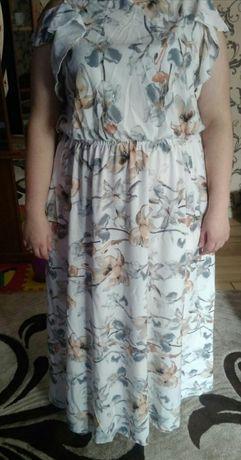 Літне плаття , розмір 54-56