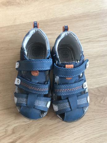 Buty dziecięce, sandałki, rozmiar 23
