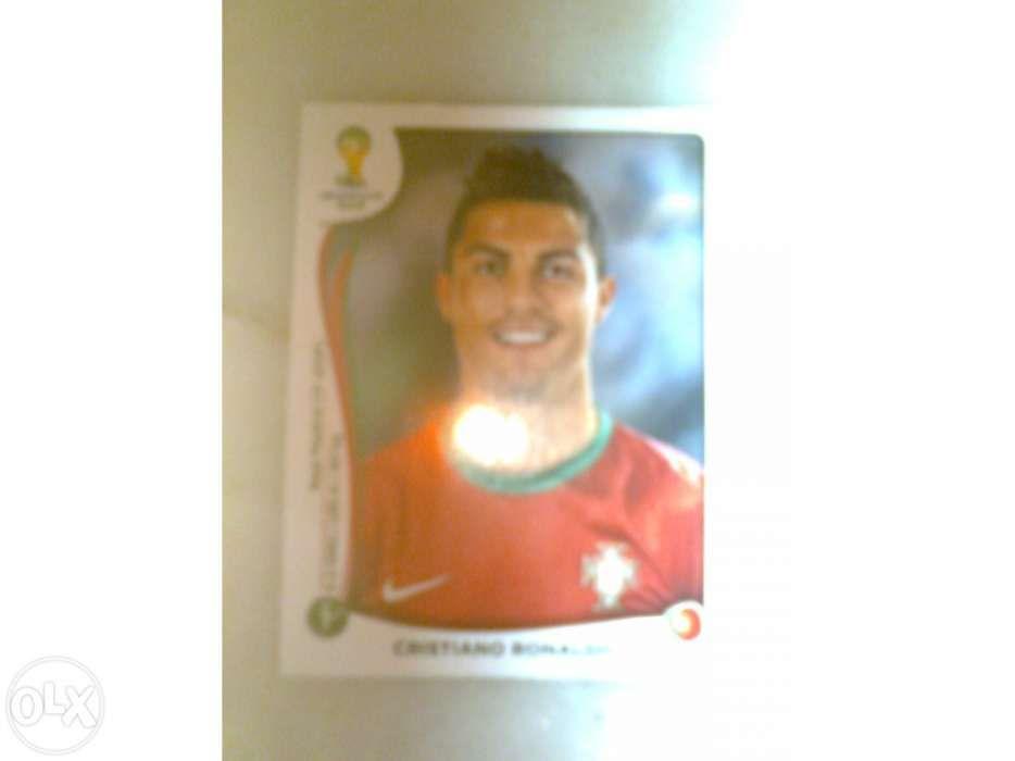 Cristiano Ronaldo Mundial 2014 Queluz E Belas - imagem 1