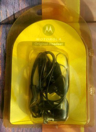 Гарнитура наушники Motorola запечатанная