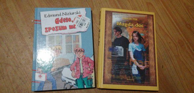Zestaw 2 książek dla dziewczyny