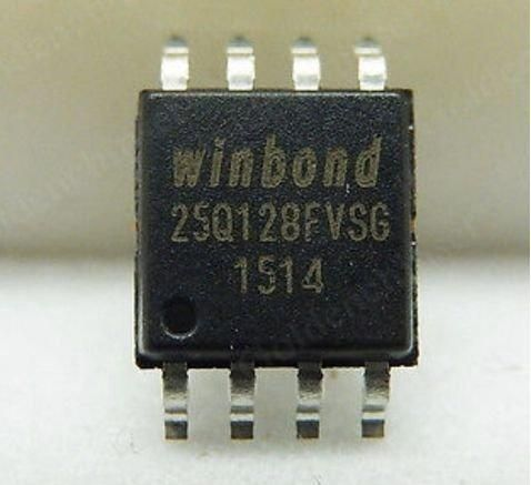 Прошитая микросхема памяти 25q128 к Xiaomi Mi WiFi mini