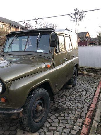 Продам  УАЗ  469 Військові мости