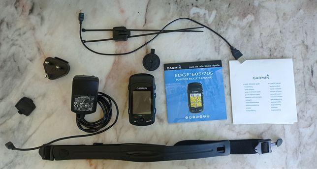 GPS Garmin Edge 705