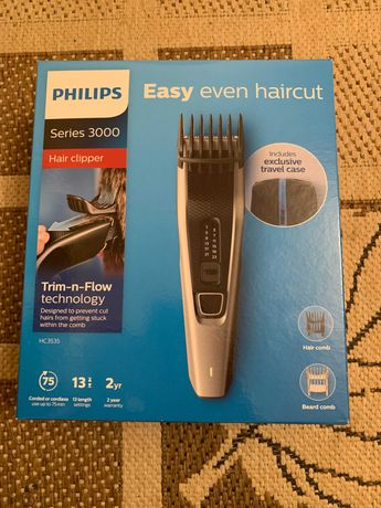 Машинка для стрижки волосся Philips Hair Clipper Series 3000.