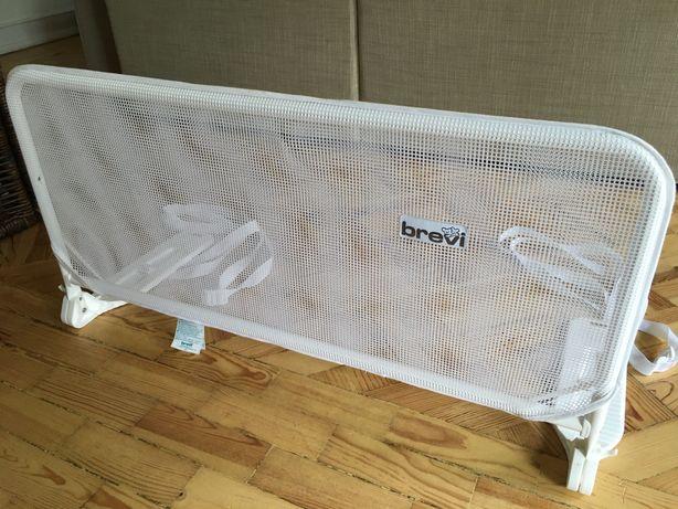 Barra proteção cama criança