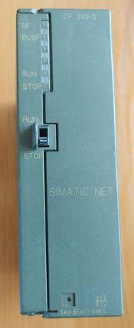 Procesor komunikacyjny Siemens CP 343-5 6GK7343-5FA01-0XE0