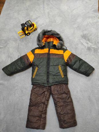 Зимовий комбінезон зимовий костюм куртка штани