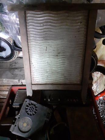 Stara tarka do prania drewniana
