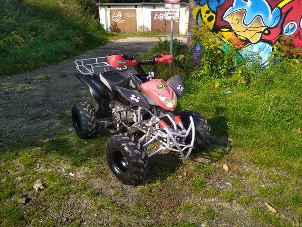 Quad ATV Bashan 200 - automat - wsteczny - 2014 - okazja !