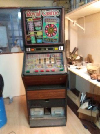 Slot machine vintage