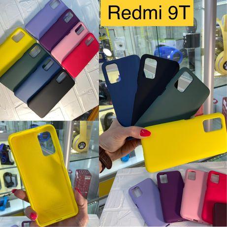 Чехол Redmi 9T силиконовый чехол Redmi Note 9T книжка Redmi 9T