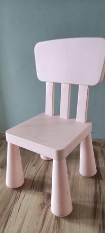 Krzesełko Ikea Mamut