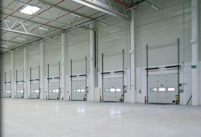 Radonice - nowoczesna hala magazynowo - produkcyjna o pow. 5400m2