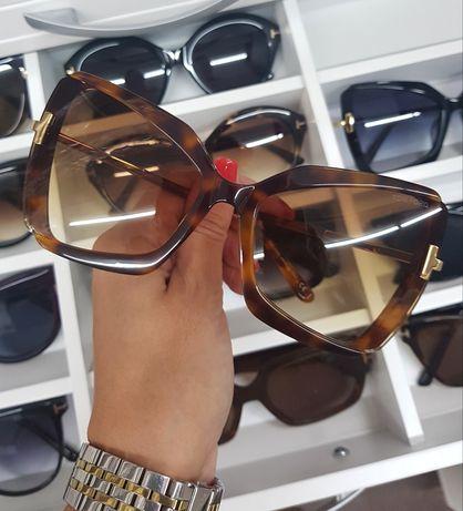 Топовые солнцезащитные очки Tomford FT0766 - 4 цвета . Опт и розница