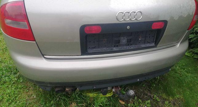 Zderzak tył tylny Audi A6 c5 lift sedan pdc LY1X ładny