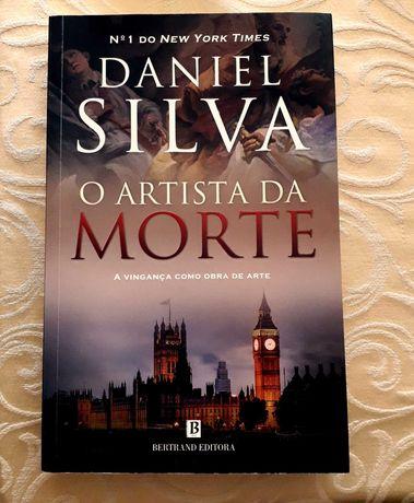 Daniel Silva - O Artista da Morte
