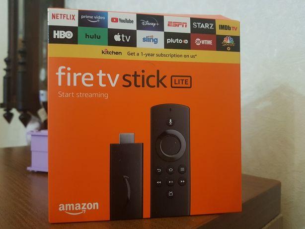 ТВ приставка Fire TV stick Lite от Amazon