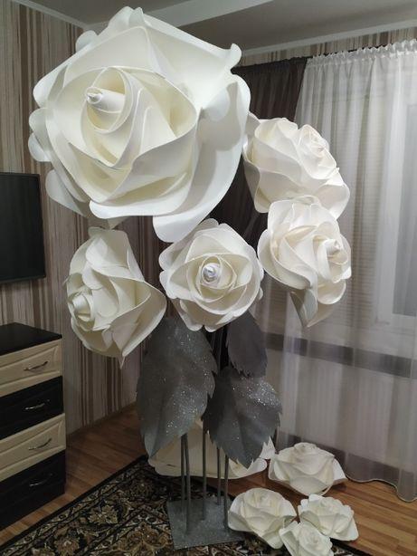 Квіти (ростові) з изолону