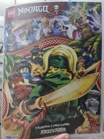 Cromos Cartas Lego Ninjago Serie 3 2021
