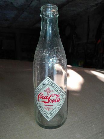 Garrafa clássica Coca-Cola rara. Colecionadores