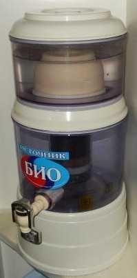 Продам корейский фильтр для очистки воды
