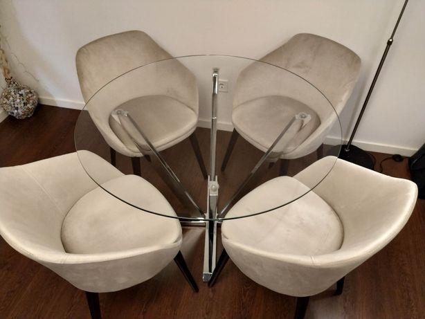 4 cadeiras Interdesign, ultra confortáveis
