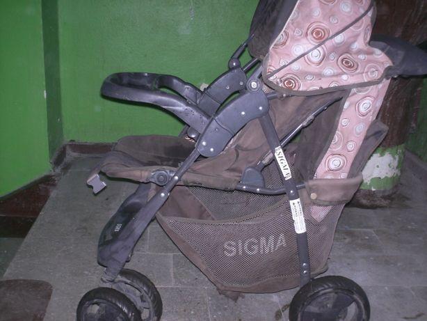 коляска детская Сигма