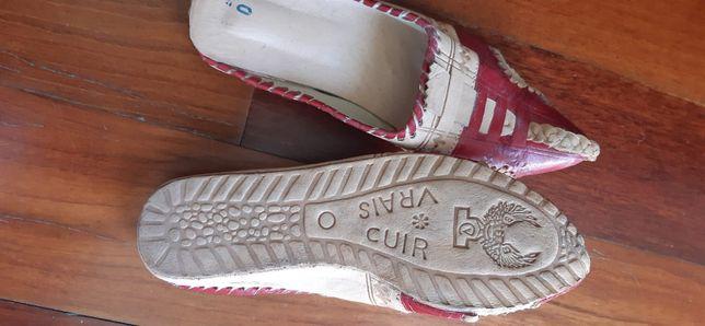 sapatos Babuchas - Marrocos