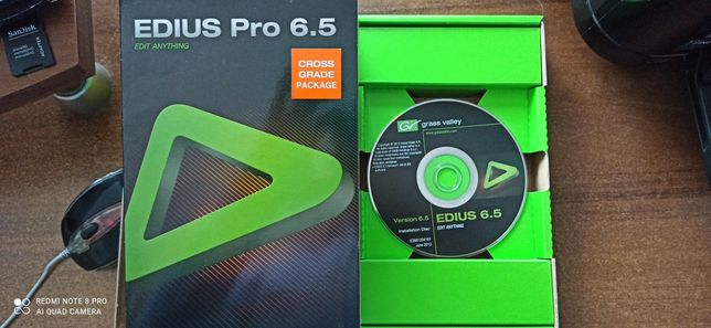 Edius Pro 6.5 oryginalna wersja