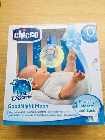 Painel de berço Chicco - Goodnight Moon - a estrear