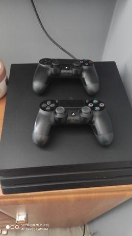PlayStation 4 500GB | 2 JoyStick'i | 4 GRY (Zdjecia)