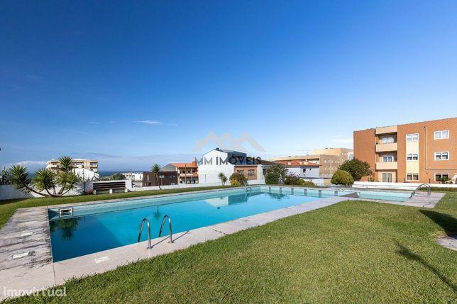 T2 Condominio Fechado | Piscina | Vista Mar | Jardim | Box