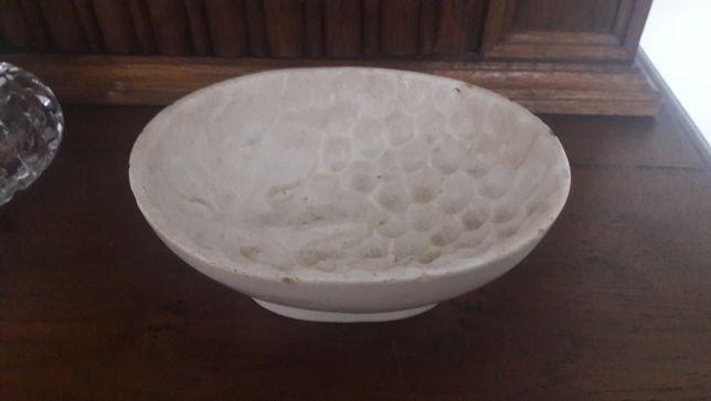 Włocławek majolika ceramika pojemnik miska PRL winigrona