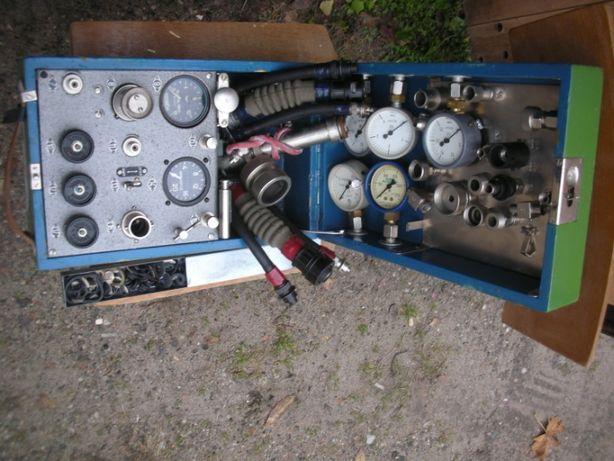 PZL Lim-2 Lim-5 Mig 15zestaw serwisowy instalacji tlenowej KU-6 samolo